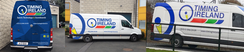 Timign-Ireland-Van-Signage
